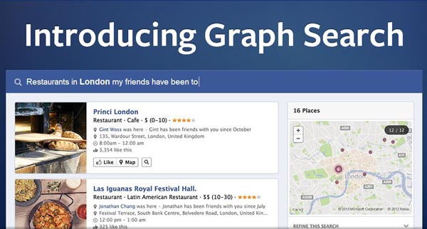 Facebook Graph - Social Engineering OSINT gets Graphical