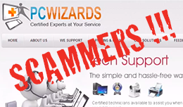 PCWizard-Scammers